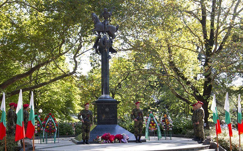 В Стара Загора честват 111 години от обявяване независимостта на България