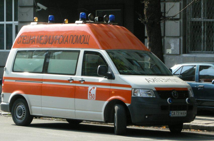 Пешеходец издъхна на път за болницата, след като бе ударен край Славяново