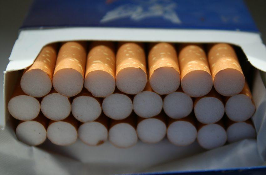 Откриха 180 къса цигари без бандерол в кафене в Бреница