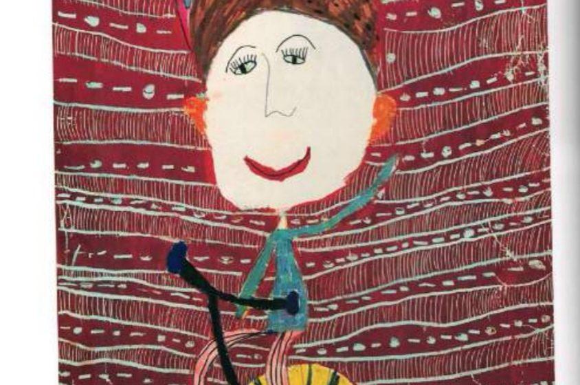 Рисунки на деца от България са включени в сборник, посветен на олимпийските игри в Токио