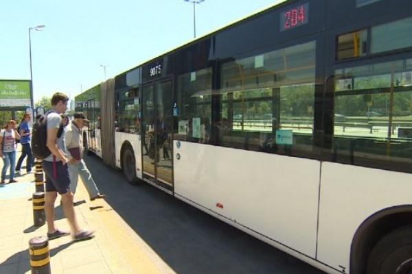 Временна организация на движение на градския транспорт
