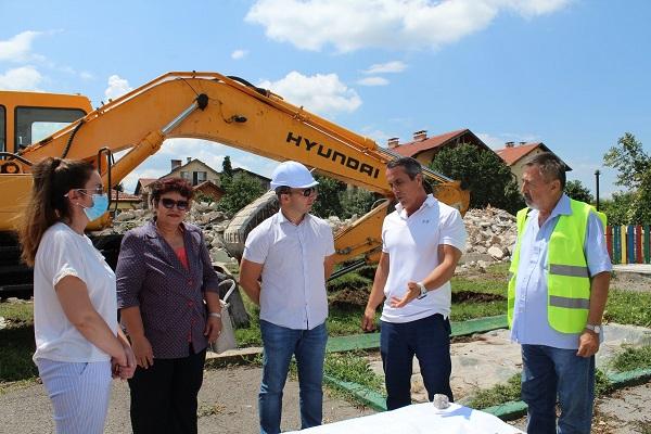"""Започна изграждането на нова детска градина в район """"Люлин"""""""