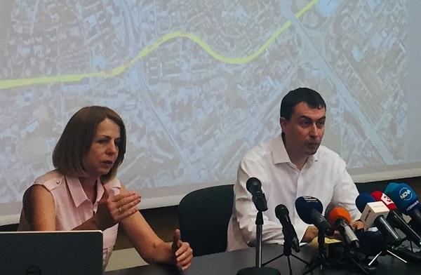 Фандъкова: Зеленият ринг свързва кварталите и големи градски паркове