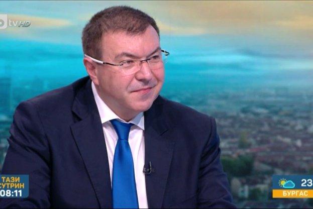 Министър Ангелов: Само заедно можем да се справим с пандемията от COVID-19